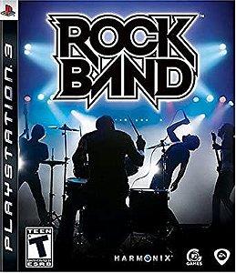 Usado Jogo PS3 Rock Band - Electronic Arts