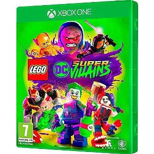 Usado Jogo Xbox One Lego DC Super Villains - Warner