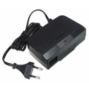 Fonte AC Adapter de alimentação Nintendo 64 120V - Importado