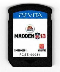 Jogo PS Vita Madden NFL 13 - EA