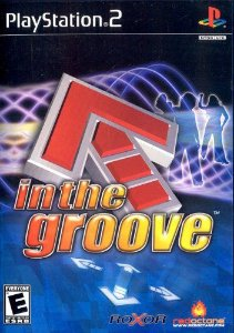 Jogo PS2 In The Groove - Redoctane