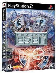 Usado Jogo PS2 Project Eden - Eidos