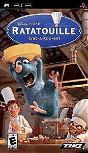 Usado Jogo PSP Disney Pixar Ratatouille - THQ
