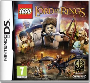 Usado Jogo Ninytendo DS Lego The Lord Of The Rings - WB Games
