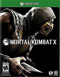 Usado Jogo Xbox One Mortal Kombat X - Warner Bros Games