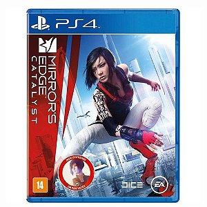 Usado Jogo PS4 Mirror's Edge Catalyst - Electronic Arts