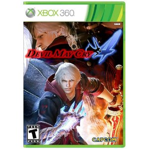Usado Jogo Xbox 360 Devil May Cry 4  - Capcom