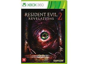 Usado Jogo Xbox 360 Resident Evil Revelations 2 - Capcom