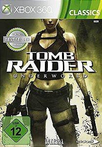 Usado Jogo Xbox 360 Tomb Raider: Underworld - Microsoft