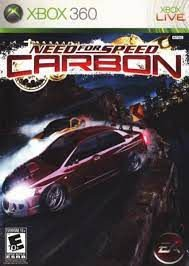 Usado Jogo XBOX 360 Need For Speed Carbon - EA Sports
