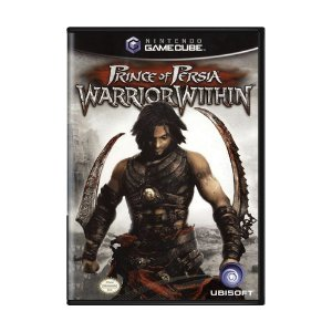 Usado Jogo Game Cube Prince Of Persia Warrior Within - Ubisoft