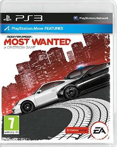 Usado Jogo PS3 Need for Speed Most Wanted - EA Sports
