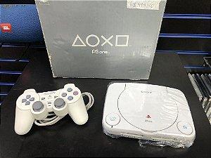 Console PS One + Acessórios (na caixa) - Sony