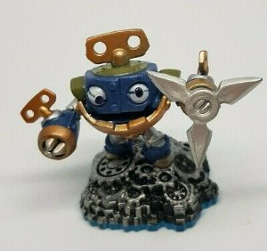 Usado Boneco Skylanders Swap Force Wind-Up 84811888- Activision