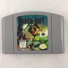Usado Jogo Nintendo 64 Dark Rift - Nintendo