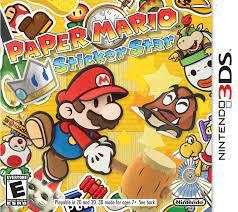Jogo Nintendo 3DS Paper Mario Sticker Star - Nintendo