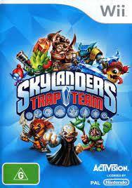 Usado Jogo Nintendo Wii Skylanders Trap Team - Activision