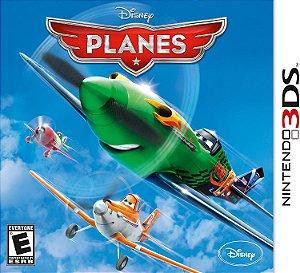 Jogo Nintendo 3ds Disney Planes - Disney