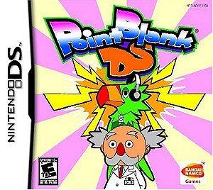 Jogo Nintendo DS Point Blank DS - Bandai Namco Games