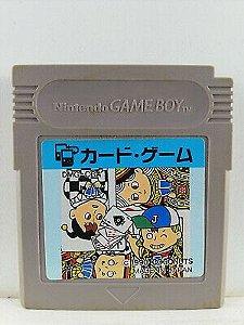 Usado jogo Gameboy Game Garçon Go Nintendo - Carte Game - DMG-CGA