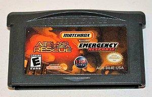 Usado Jogo Nintendo Game Boy Advance Airland and sea rescue: emergency response - Nintendo