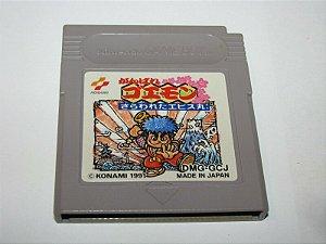 Usado Jogo Game Boy Ganbare Goemon Sarawareta Ebisumaru - Konami