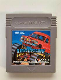 Jogo Game Boy Monster Truck Japones - Varie