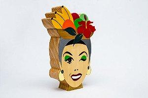Carmen Miranda | Artista: Patrícia Maranhão