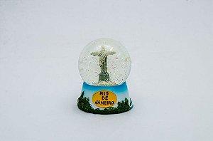 Globo de Neve Cristo Redentor