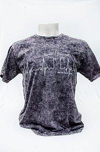Camiseta Masculina Batimentos Cardíacos