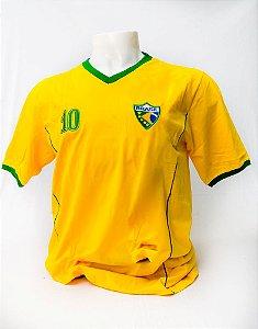 Camiseta Masculina Brasil