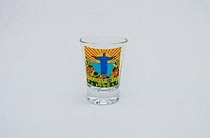 Copo para Shot| Estampa Cristo Redentor