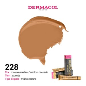 Dermacol make-up cover 228  - 30 g
