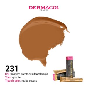 Dermacol make-up cover 231  - 30 g