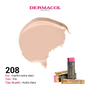 Dermacol Make-up Cover  208 - 30 g