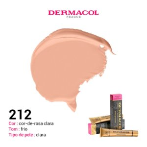 Dermacol Make-up Cover  212 - 30 g