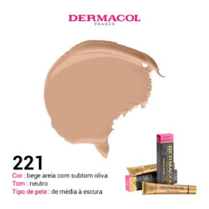 Dermacol Make-up Cover  221  - 30 g