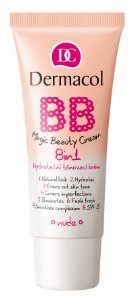 BB Magic Beauty cream 8 em 1 - Nude