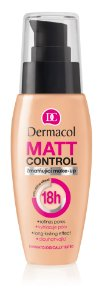 Dermacol MATT CONTROL Make-up No. 3