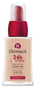 Dermacol 24 H Control Make-up with Q10 no.01