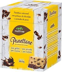 Panettone Artesanal de chocolate 360g