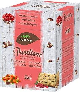 Panetonne Artesanal de Frutas 360g