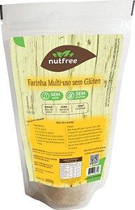Farinha Multi-uso sem Glúten Nutfree 500g
