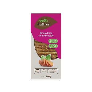 Biscoito de Batata Doce com Parmesão