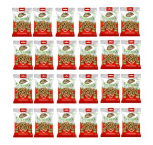 Kit c/ 24 un Nutsnack Sabores do Oriente 25g
