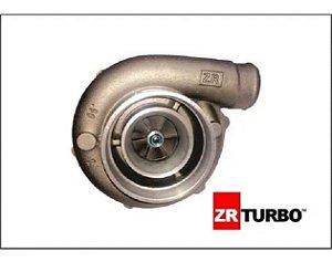 TURBINA T3 CAIXAS .50/.63 MONO EIXO/ROTOR .56/.58 (ZR5658M) ZR TURBOS