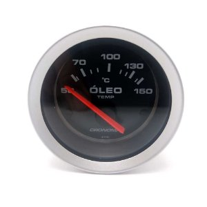 Termometro Eletrico Oleo 52mm Sport Cronomac