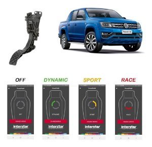 POWER PEDAL AMAROK INTERSTAR