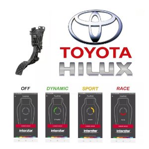 POWER PEDAL HILUX INTERSTAR