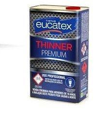 THINNER EUCATEX - 9800 - Galao ( 5lts )